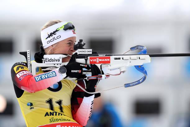 ITA: IBU World Championships Biathlon Antholz-Anterselva - Women 7.5 km Sprint Competition