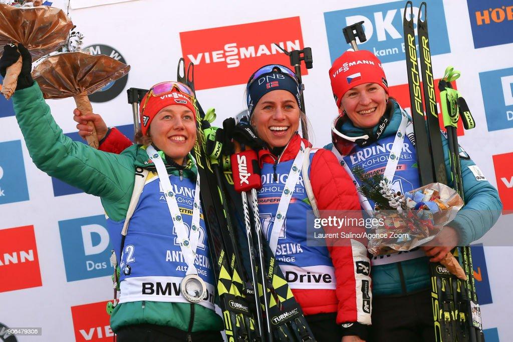 IBU World Cup Biathlon - Women's Sprint