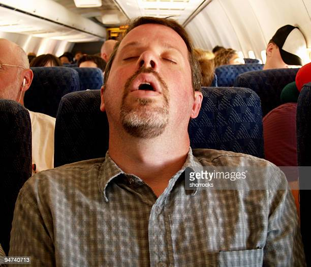 Tiring Flight
