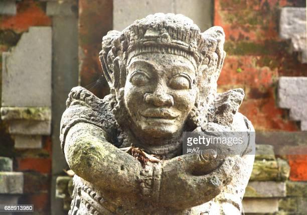 Tirta Empul Temple Sculpture