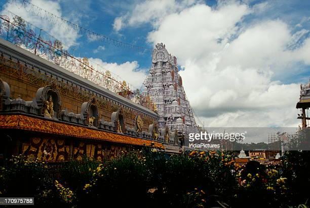 Tirupati temple Andhra Pradesh India