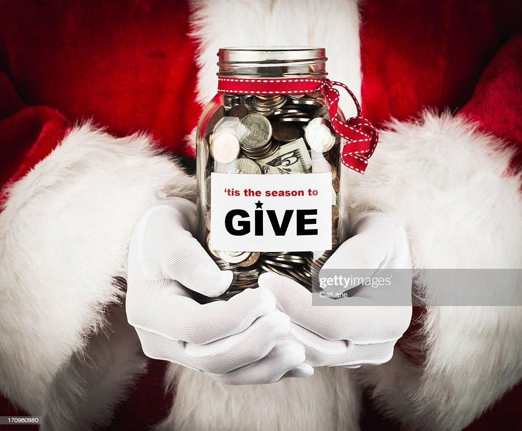 'Tis the Season to Give : Stock Photo