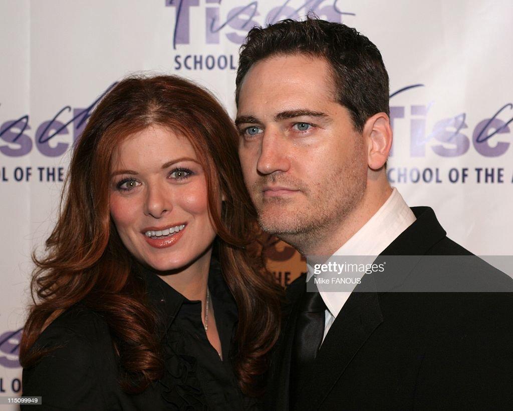 Tisch Loves Hollywood' Art School Benefit In Century City, United States On November 09, 2004. : News Photo