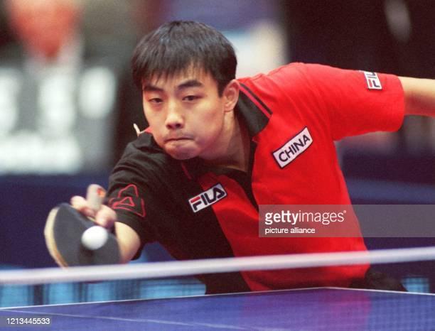 TischtennisWeltmeister Liu Guoliang aus China hat die mit 65 000 Dollar dotierten German Open in Bremen gewonnen Im Finale am besiegte der...