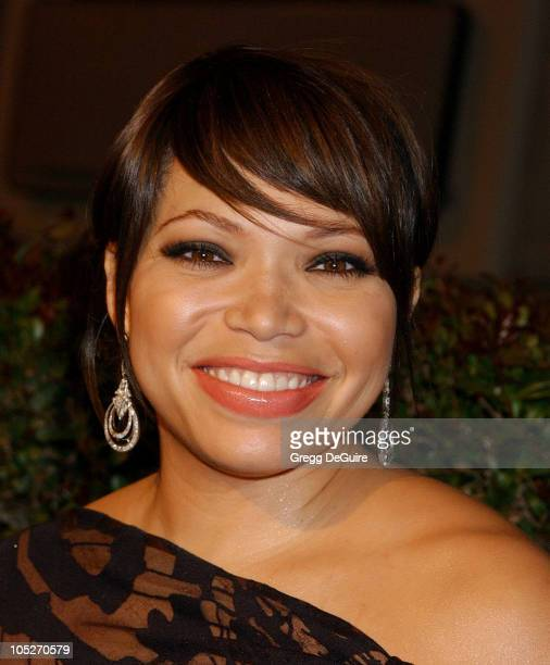 Tisha Campbell during 35th NAACP Image Awards - Arrivals at Universal Ampitheatre in Universal City, California, United States.