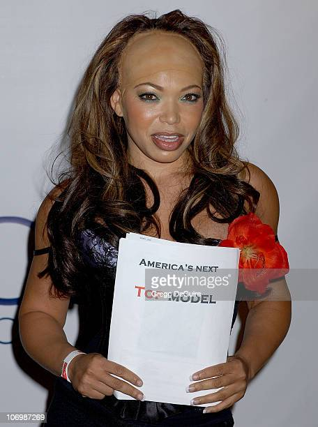 Tisha Campbell during 7th Annual Heidi Klum Halloween Party, Sponsored by M&M's Dark Chocolate - Arrivals at SBE'S Privilege in Los Angeles,...