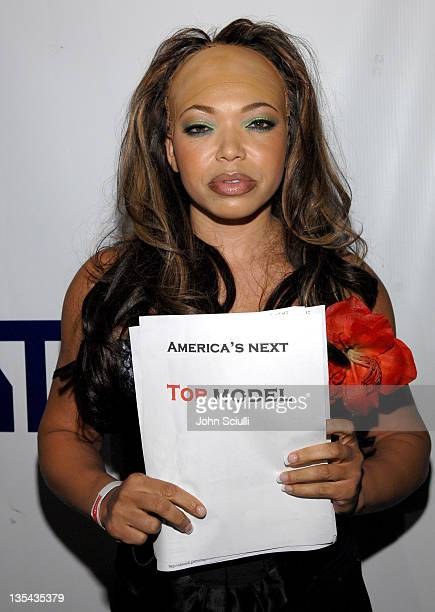 Tisha Campbell During Th Annual Heidi Klum Halloween Party Sponsored By Mms Dark Chocolate Red Carpet