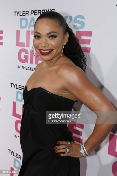 Tisha Campbell during Lionsgate Presents the Los Angeles Premiere of Tyler Perry's Daddy's Little Girls at ArcLight Cinerama Dome in Hollywood...