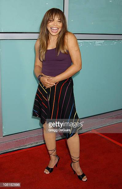 """Tisha Campbell during Los Angeles Premiere for """"Freddy Vs. Jason"""" - Arrivals at Arclight Theatre in Hollywood, California, United States."""