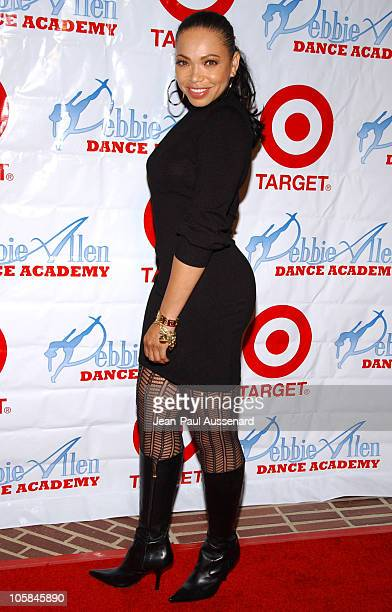 """Tisha Campbell Martin during World Premiere of Debbie Allen's """"The Bayou Legend"""" at Kaufman Hall at UCLA in Westwood, California, United States."""