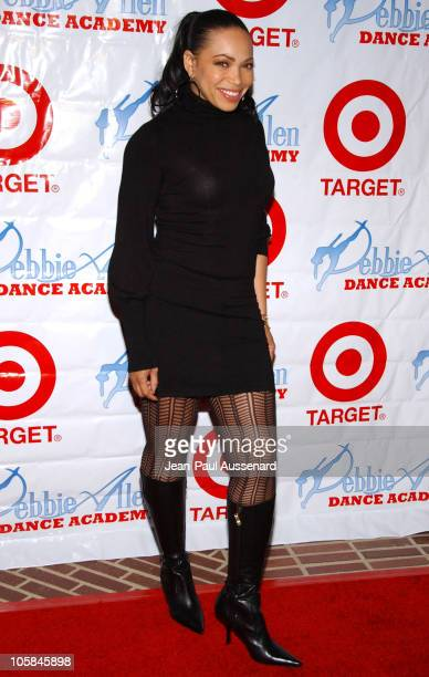 Tisha Campbell Martin during World Premiere of Debbie Allen's The Bayou Legend at Kaufman Hall at UCLA in Westwood California United States