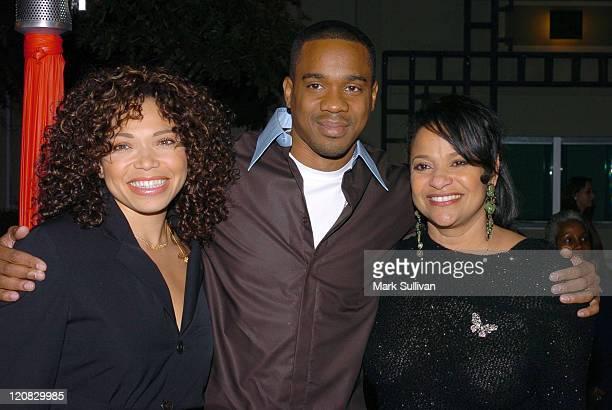 Tisha CampbellMartin Duane Martin and Debbie Allen
