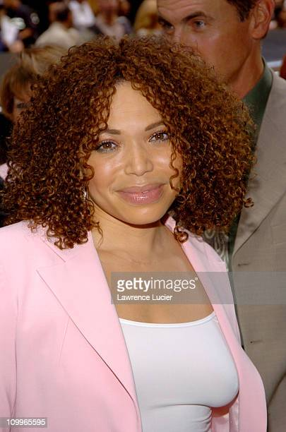 Tisha CampbellMartin during ABC 2004/2005 Primetime Upfront Arrivals at Cipriani's in New York City New York United States