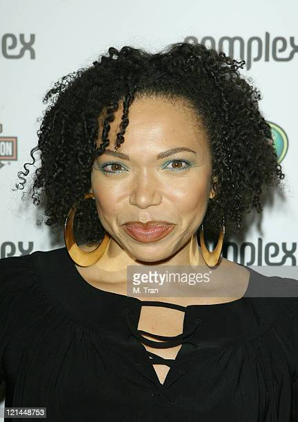 Tisha CampbellMartin during Complex Magazine Celebrates 5th Anniversary at Area in West Hollywood California United States