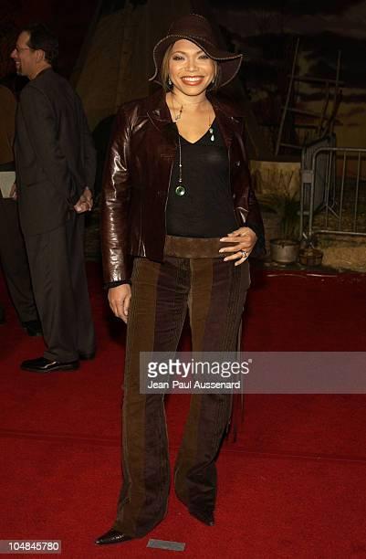 Tisha CampbellMartin during Dreamkeeper ABC AllStar Winter Party at Quixote Studios in Los Angeles California United States