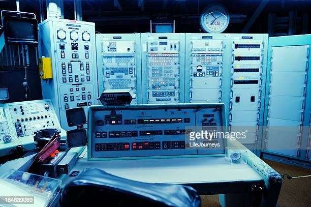 Titan 2  Missile Defense System Control Center In Sahuarita Arizona