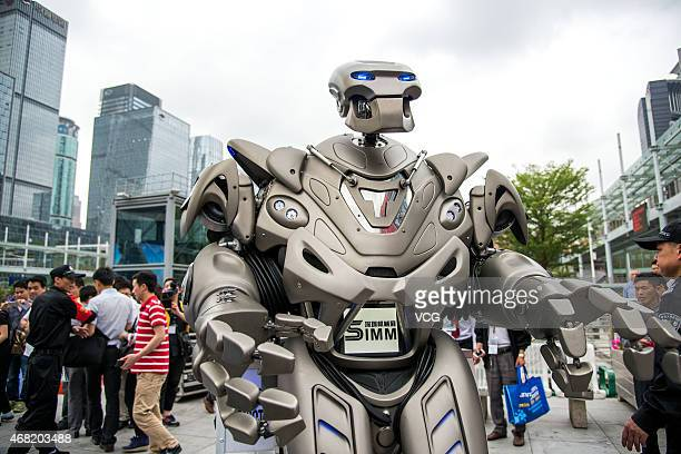 Titan The Robot Stock Pictures Royalty Free Photos Images
