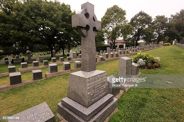 titanic grave site - cemitério - fotografias e filmes do acervo