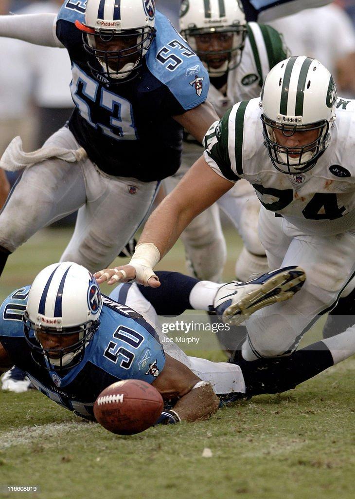 New York Jets vs Tennessee Titans - September 10, 2006