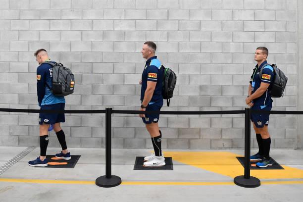 AUS: NRL Rd 3 - Cowboys v Titans