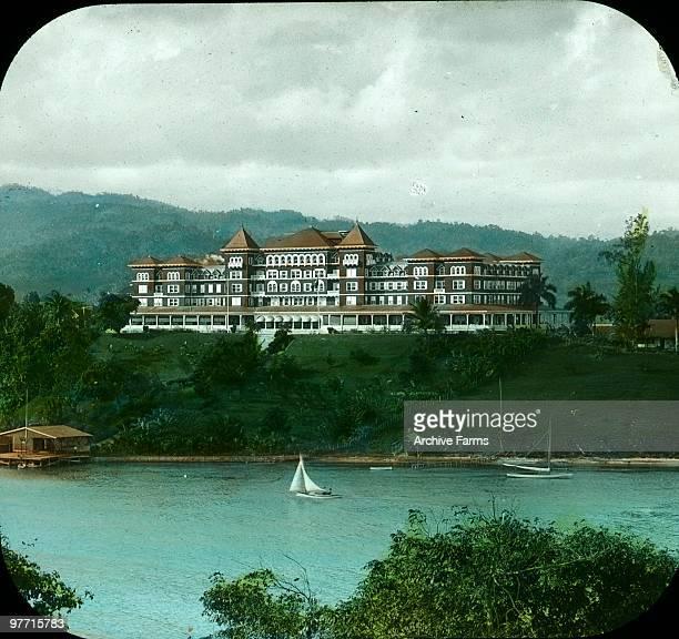 Titchfield Hotel Port Antonio Jamaica