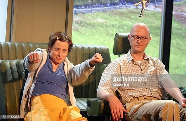 Ausflug / Einordnen / Land der Toten. Autor: Neil Labute. Regie: Eike Hannemann. Buehne & Kostueme: Birgit Stoessel. Premiere: 21. Mai 2004Darst.:...