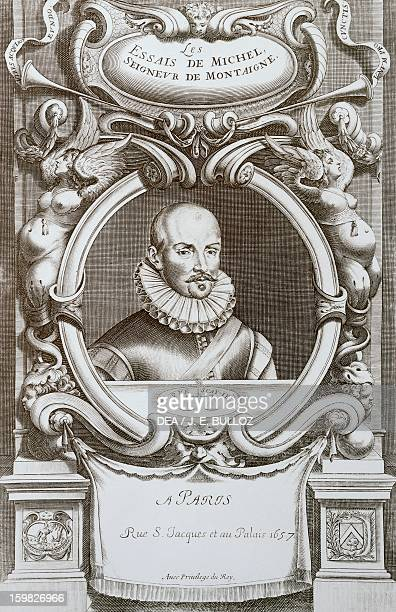 montaigne selections from the essays Montaigne then talks about regret in decision making he says that he rarely regrets his decisions, and that the outcome being bad does not necessarily mean that the decision was regrettable montaigne-essays part 2 viewing now.