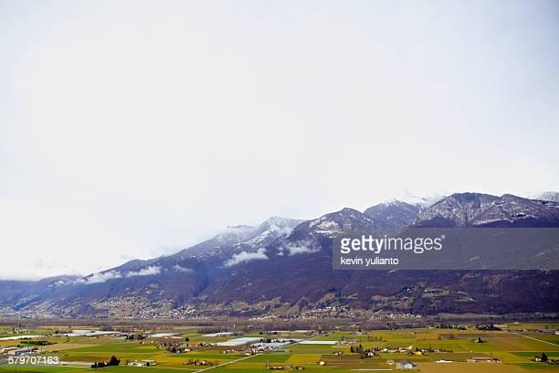 Titlis Landscape, Switzerland