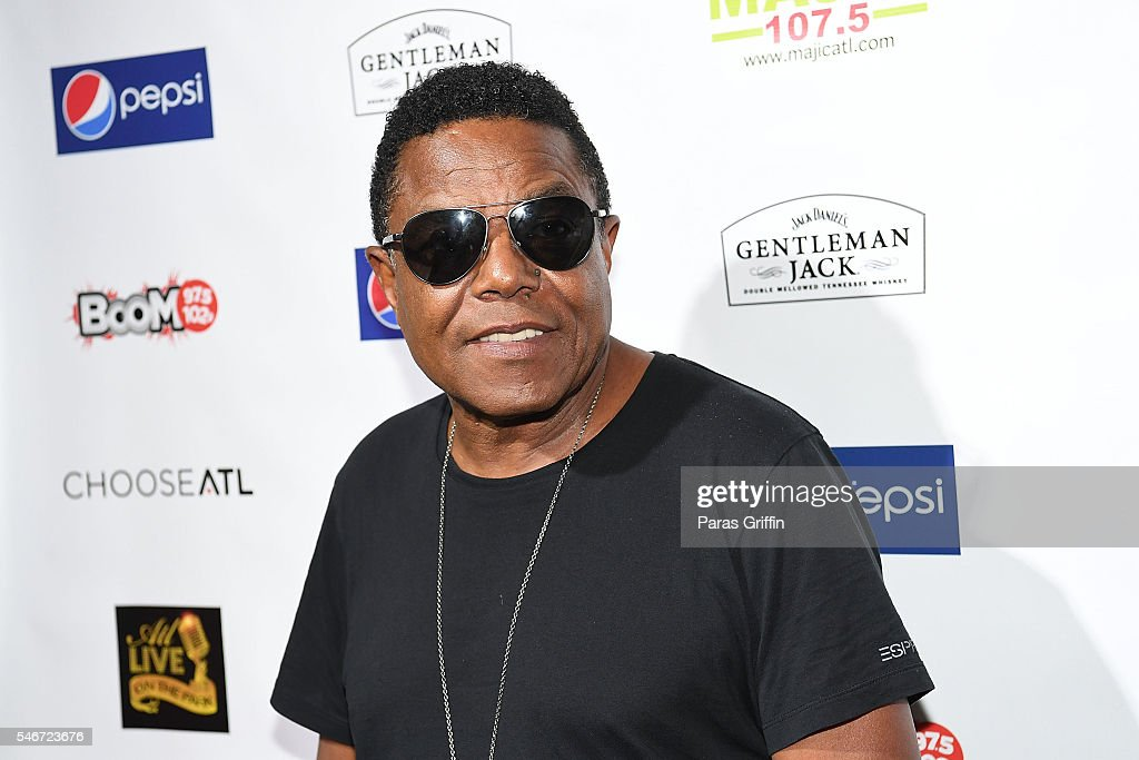 Tito Jackson attends ATL Live On The Park at Park Tavern on July 12, 2016 in Atlanta, Georgia.