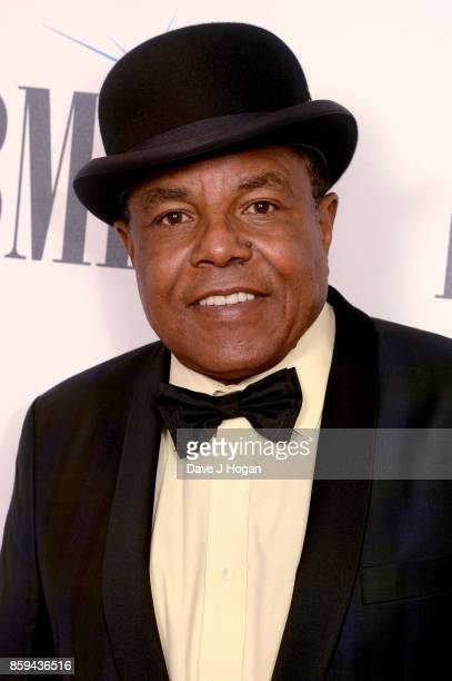 Tito Jackson attends the BMI London Awards at The Dorchester on October 9 2017 in London England
