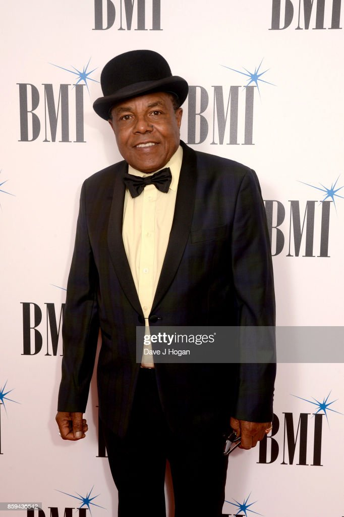 Tito Jackson attends the BMI London Awards at The Dorchester on October 9, 2017 in London, England.