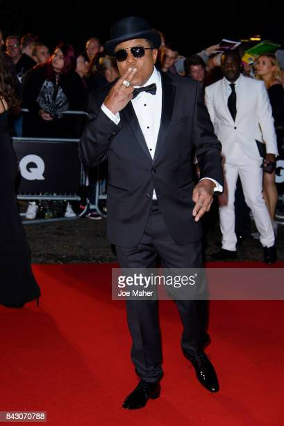Tito Jackson attends the GQ Men Of The Year Awards at Tate Modern on September 5 2017 in London England