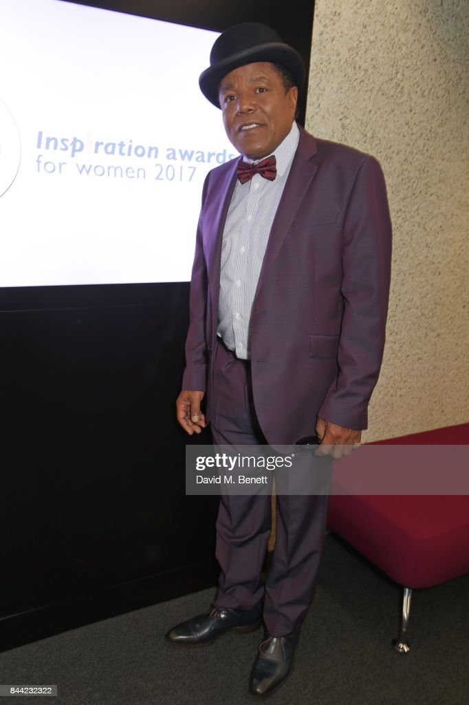 Tito Jackson attends The Inspiration Awards For Women at The Queen Elizabeth II Conference Centre on September 8, 2017 in London, England.