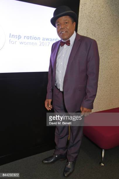 Tito Jackson attends The Inspiration Awards For Women at The Queen Elizabeth II Conference Centre on September 8 2017 in London England