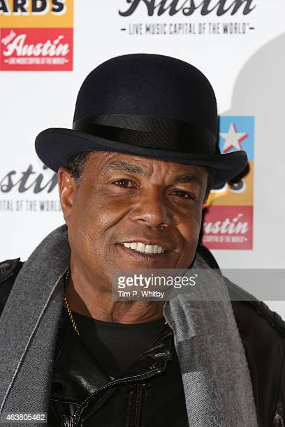 Tito Jackson attends the NME Awards at Brixton Academy on February 18 2015 in London England