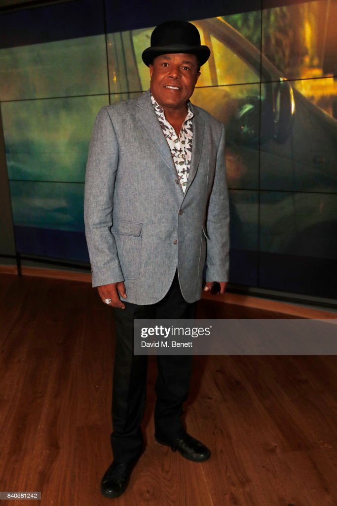 Tito Jackson attends the UK Premiere of 'Stratton' at Vue West End on August 29, 2017 in London, England.