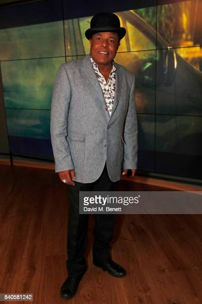Tito Jackson attends the UK Premiere of 'Stratton' at Vue West End on August 29 2017 in London England