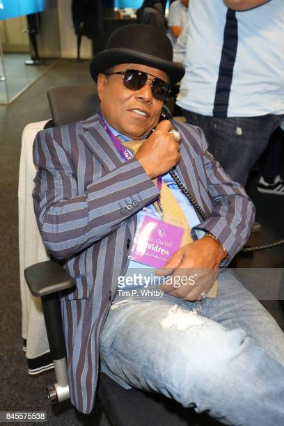 Tito Jackson representing CaudwellÊattends GFI Charity Day 2017 on September 11 2017 in London England