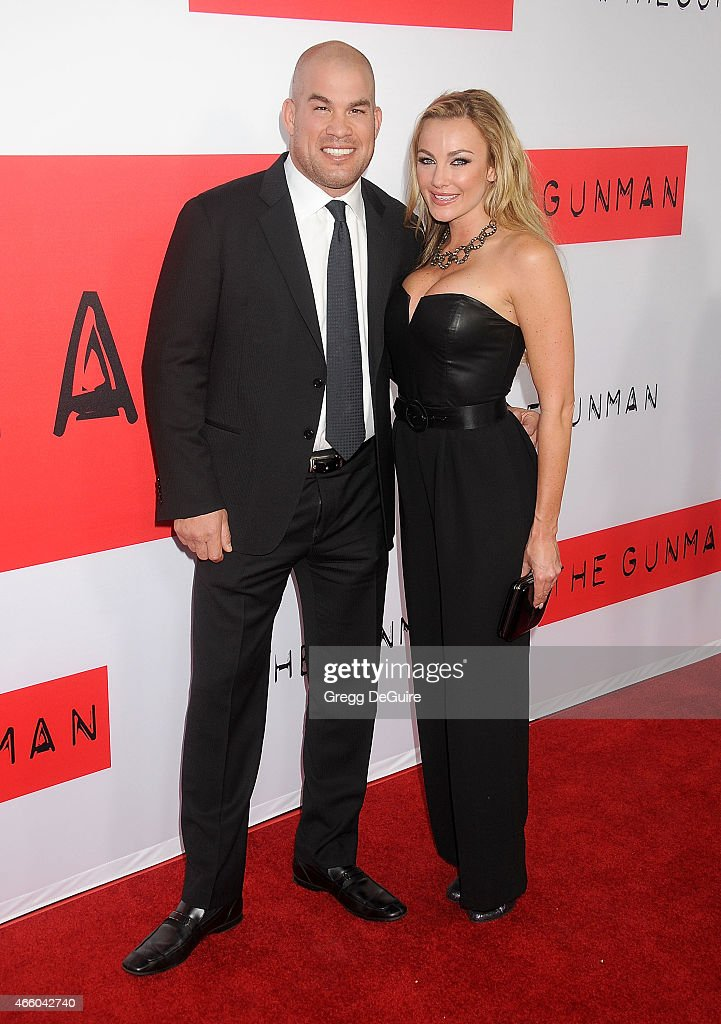 """The Gunman"" Los Angeles Premiere"