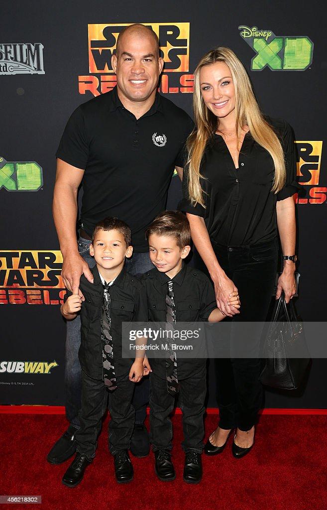 "Screening Of Disney XD's ""Star Wars Rebels: Spark Of Rebellion"" - Arrivals : News Photo"