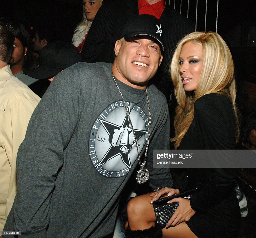 Tito Ortiz After Fight Party at JET Nightclub at The Mirage Hotel and Casino