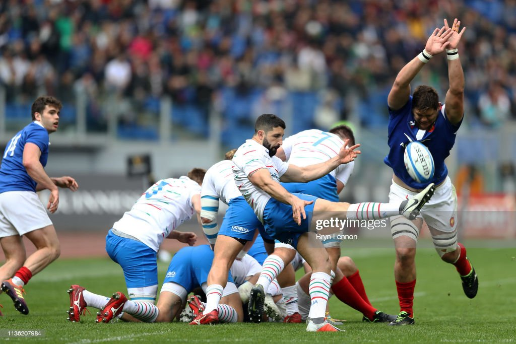 Italy v France - Guinness Six Nations : News Photo