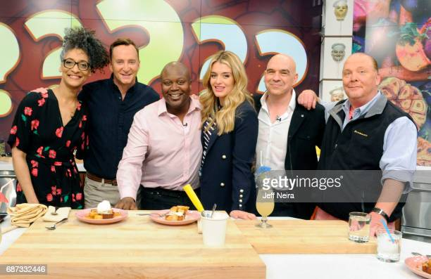 THE CHEW Tituss Burgess is the guest Monday May 22 2017 on ABC's 'The Chew' 'The Chew' airs MONDAY FRIDAY on the ABC Television Network BATALI