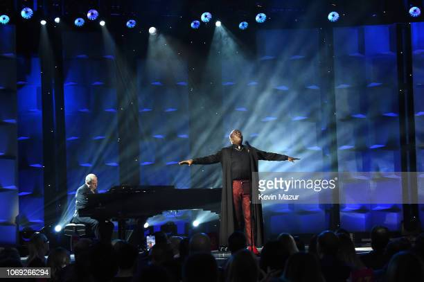Tituss Burgess performs onstage at Billboard Women In Music 2018 on December 6 2018 in New York City