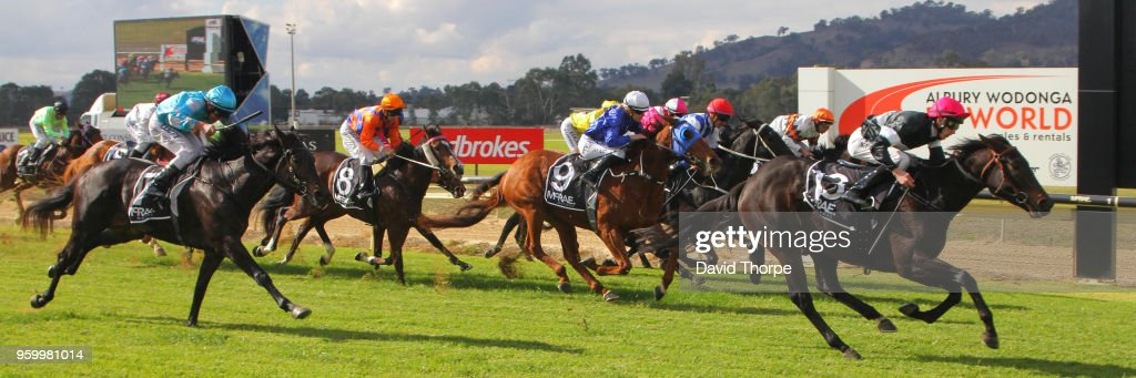 Wodonga & District Turf Club Race Meeting