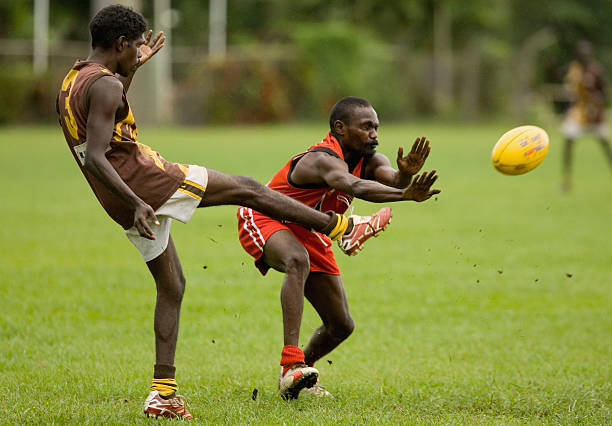 Tiwi Island Football Brings Community Together Photos and ...