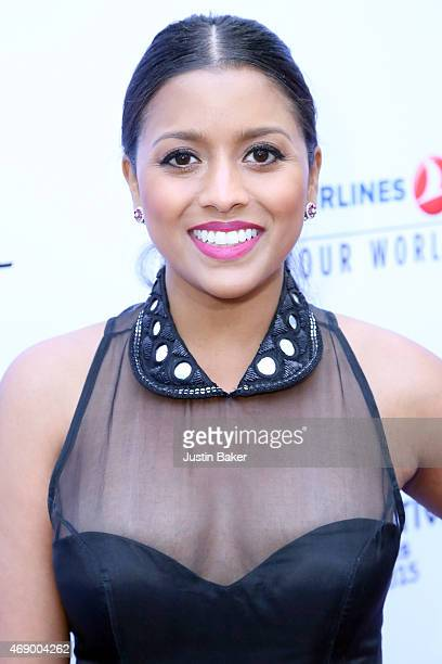 """Tiya Sircar attends the 13th Annual Indian Film Festival Of Los Angeles - Opening Night Screening Of """"Haraamkhor"""" at ArcLight Hollywood on April 8,..."""