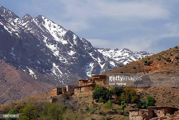 Tizi n'Tichka is a mountain pass in Morocco