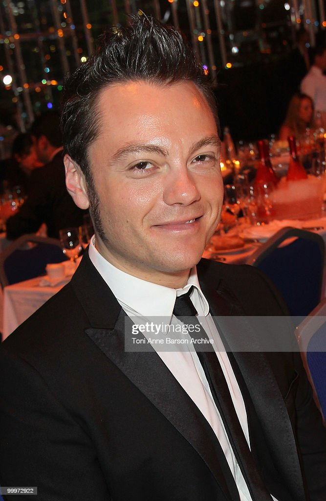 Tiziano Ferro attends the World Music Awards 2010 at the Sporting Club on May 18, 2010 in Monte Carlo, Monaco.
