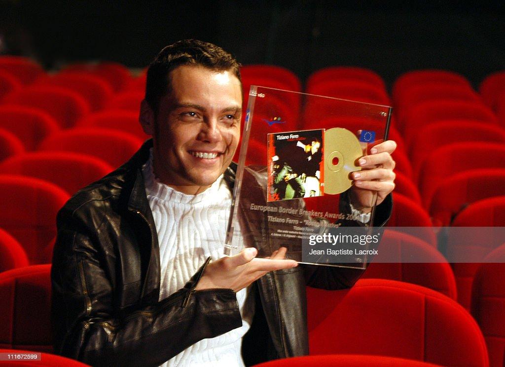 MIDEM 2004 - European Border Breaker Award 2004